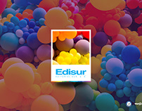 EDISUR Branding project