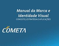 Cometa - Manual de Identidade