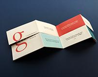 Typeface Presentation: Garamond
