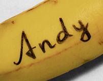 Andy's banana