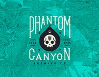 Phantom Canyon Brewing Co Rebrand
