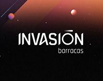 Invasión Barracas