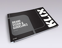 KLIX: Brand refresh & guidelines