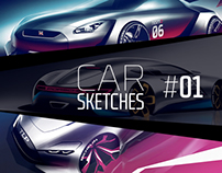 CarSketches #01