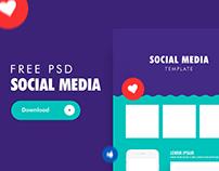 Social Media FREE TEMPLATE