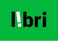 Branding Book store Libri