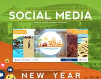 Rahalla - Social Media