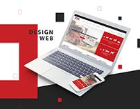 Web Design for a Veterinary Company | DESIGN