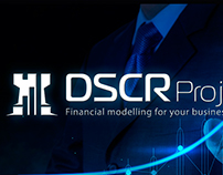 Brandbook development for the company DCSR