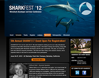 Sharkfest 2012 Conference Website