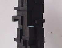 Stockade Sculpture No.13