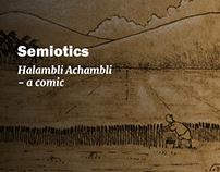 Semiotics and Narratives   Sem 3