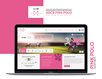 Pink Polo Website Concept