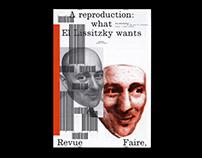 Revue Faire 16 - What El Lissitsky wants