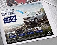 Campaña All New Rexton, SsangYong