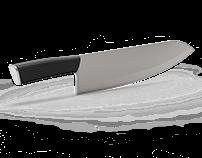 Noże / Knives