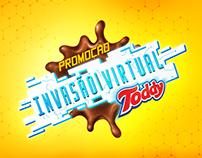 Toddy - Promoção Invasão Virtual