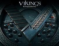 "KEEPFOREST : ""Vikings"" New VST sound instrument"