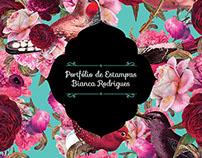 Portfólio de Estampas - Inverno 2015