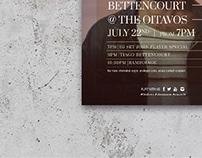 Poster concerto @ The Oitavos