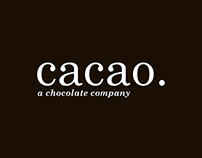 Cacao. Branding Project.