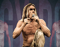 Iggy Pop Birthday GIF