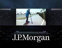 J.P. Morgan 'Behind Every Number', New York