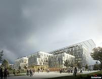 Tekniska Nämndehuset in Stockholm - CF Møller