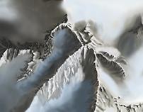 Vinson Massif, Antarctica: an illustrated Map