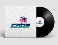Logo Proposal - DJ Sergio Caos