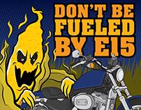 AMA E15 Petition Campaign illustration