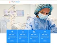Free Healthcare WordPress Themes