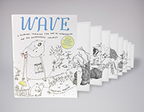 WAVE COLORING BOOK