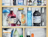 Medicine Cabinet _ Portfolio 2013