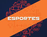 Logo - Esportes