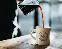 Free Logo Mockup (Coffee Mug)