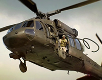 UAE Army 3D Animation TVC