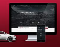 Studio 4x4 Website Design