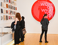 Work on What You Love exhibition