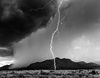 Monsoon Lightning