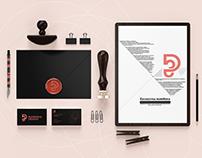 Brand ID for 3D Ruminska Design