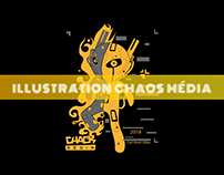 Illustration Chaos Média