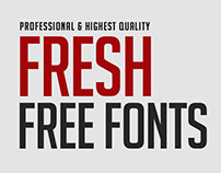 Freshest Free Fonts Download