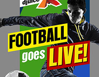DJUICE: FOOTBALL WORLDCUP 2014