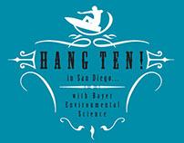 Hang Ten! Bayer Environmental Science