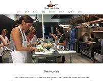 Cooking Website