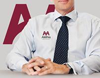 Branding Alèthia, Disseny imatge corporativa