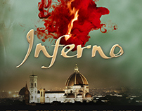 "Dan Brown's ""Inferno"" local launch micro-site"