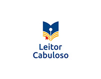 Logotipo Podcast Leitor Cabuloso