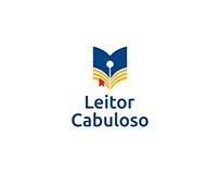 Logotipo Podcast Leitor Cabuloso
